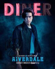 Cole Sprouse Jughead Jones Riverdale Season 2 Signed TV Photo Autograph Reprint