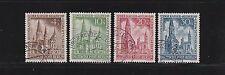 Briefmarken aus Berlin (1950-1951) mit Bauwerks-Motiv
