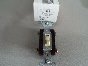 Pass & Seymour 664-IG  4-Way Toggle Switch 15A 120/277VAC