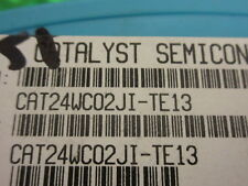 CAT24WC02J, SOIC - 8 SMD 2KB Serial Eeprom. Reino UNIDO STOCK ** 3 por Venta **