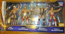 WWE ELITE HALL OF FAME SET NWA HORSEMEN FLAIR BLANCHARD ANDERSON WINDHAM TARGET