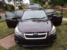 Subaru Hatchback Automatic Passenger Vehicles