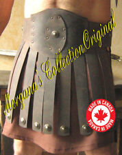 Medieval Gladiator Large Leather Belt Armor (Combo)
