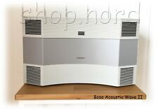 Bose Acoustic Wave Music System II in Weis - Purchase from Dealer