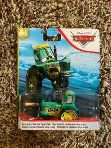 DISNEY PIXAR CARS 3 REV-N-GO TRACTOR  TRAINING SERIES