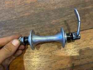 Campagnolo 36H front hub.  Early 90s.   Athena?