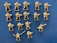Metal Citadel Warhammer OOP  40k Astra Militarum STORM Trooper Melta Plasma Stg