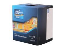 Intel BX80637E31270V2 SR0P6 Xeon Processor E3-1270v2 8M Cache,3.50GHz NEW RETAIL