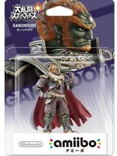NEW Nintendo 3DS Wii U Amiibo GANONDORF (Super Smash Bros. ) JAPAN  F/S