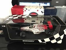 1/18 PMA MINICHAMPS 2000 USA AMERICAN GP F1 INDIANAPOLIS INDY - MINT NIB COND