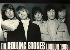 "Rolling Stones Large Music Poster 24"" x 36"""