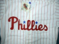 Vintage Authentic Philadelphia Phillies 1995 Russell Brand Baseball Jersey NEW!