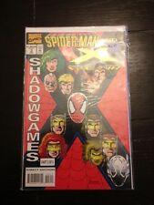 Marvel Spider-Man X Factor July 1994 #3 ShadowGames Part 3/3