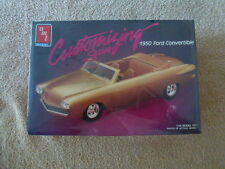 Vintage AMT Model Kit - 1950 Ford Convertible - Customizing Series - 1/25 Scale