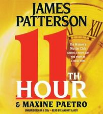11th Hour by James Patterson and Maxine Paetro (2012, CD, Unabridged)