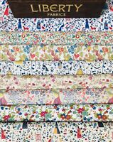 """'Lotta and Co' Liberty Vintage Tana Lawn fabric Pack 6"""" X 9"""" 🌸💘"""