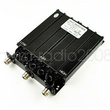UHF 6 CAVITY mobile DUPLEXER For Icom  radio repeater  380-520Mhz
