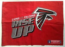 Detroit Lions v Atlanta Falcons Flag 2014 NFL Wembley Stadium