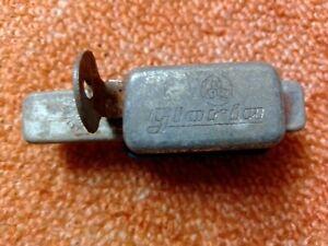 1 altes Speichenschloss Gloria mit Schlüssel Fahrrad Oldtimer