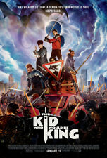 The Kid Who Would Be King Movie Poster 2 Sided Original 27x40 Joe Cornish