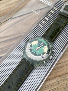Swatch Chrono, Mimetica, SCG401 von 1994, Neu In Ovp