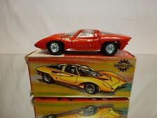 MERCURY 53 ALFA ROMEO 33 PINIFARINA - RED 1:43 - GOOD CONDITION IN BOX