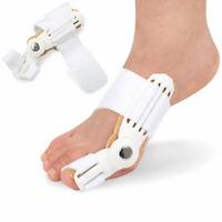 Big Toe Bunion Straightener Splint Corrector Valgus Relief Pain Foot Care