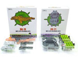 DNA Design  Upgrade kit DK-19 DK-21 for WFC-E25 Scorponok in stock