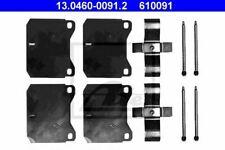 Kit d'accessoires, plaquette de frein VW LT 28-35 I Autobus/Autocar (281-363) LT