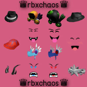 ♛ ROBLOX | BEST LIMITED ITEMS AND FACES FOR CHEAP ♛