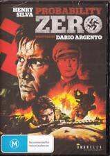 PROBABILITY ZERO - DARIO ARGENTO -  DVD FREE LOCAL POST