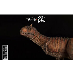 Nanmu Studio Jurassic Series Carnotaurus (Ranger – Red) BNIB