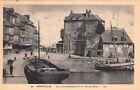 HONFLEUR 49 LL la lieutenance et le vieux quai bateaux