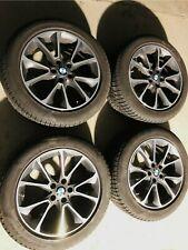 Original BMW X5 E70 F15 19 Zoll Winterräder Styling 449  RDKS