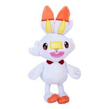 Pokemon Sword and Shield Scorbunny Figure Stuffed Plush Soft Toy Doll 12 Inch