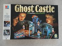 Rare Vintage Ghost Castle Board Game by MB Games