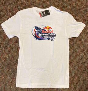 Red Bull Circuit Of The Americas Cavallino Mens 3XL Super Soft T-Shirt NWT 1507
