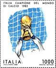 # ITALIA ITALY - 1982 - World Winner - Calcio Football Soccer Sport Stamp MNH