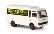 1//87 Brekina Zeta TRANSPORTER OM vrachtwagen Van domani B 34528