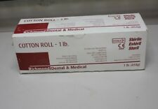 Richmond Dental & Medical Cotton Roll 1 LB. Sterile