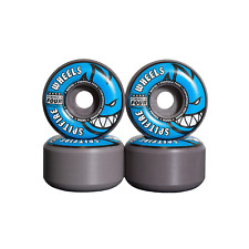 Spitfire Formula Four F4 Radial Gray / Blue 56mm 99d Skateboard Wheels