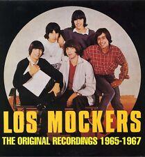 """LOS MOCKERS """"ORIGINAL RECORDINGS 1965-1967"""" GET HIP US 1994"""