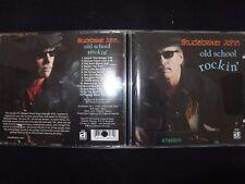 CD JOHN STUDEBAKER / OLD SCHOOL ROCKIN' /