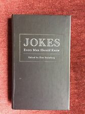 Don Steinberg -   Jokes Every a Man Should Know - Humorous HB VGC