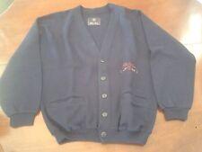 maglione Cardigan Uomo COLORE BLU taglia M - BLUE STAR - Made in Italy