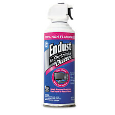 Endust Compressed Gas Duster 10oz Can 255050