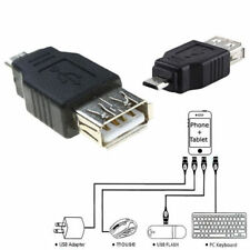 Tablet 1x Nuevo Micro USB a USB 2.0 Hembra OTG Cable Adaptador para Android Móvil