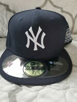 New York Yankees Derek Jeter 3k New Era Hat Rare 7 1/2
