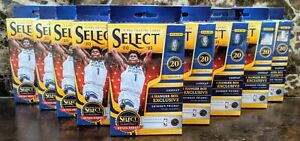 2021 NBA SELECT HANGER BOX--LOT OF 2! SEALED! Hanger Box Exclusive BULK DISCOUNT