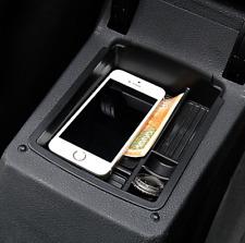 For VW Golf 7 / MK7 2014+ Car Center Console Armrest Storage Box Organizer Tray